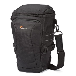 Lowepro Toploader Pro 75 AW II Holster Bag (Black) 680891