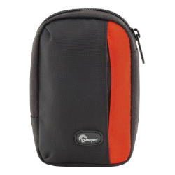 Lowepro Newport 30 Camera Case (Black/Red) 660667