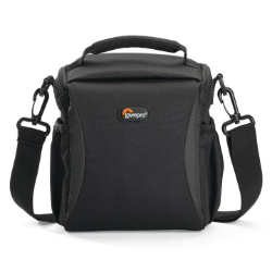 Lowepro Format 140 Shoulder Bag (Black) 680758