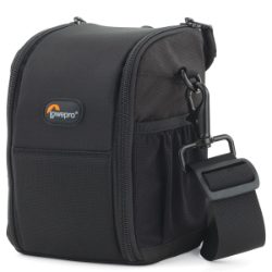 Lowepro S&F Lens Exchange Case 100 AW (Black) 680745