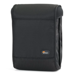 Lowepro S&F Filter Pouch 100 (Black) 680589