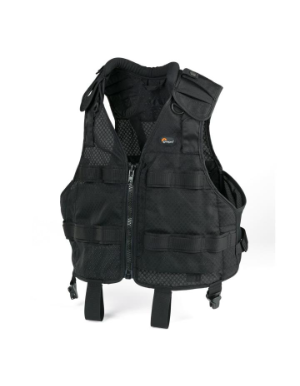 Lowepro S&F Technical Vest L/XL (Black) 680581