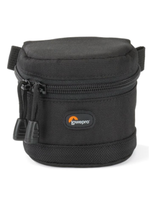 Lowepro Lens Case 8x6cm (Black) 680620