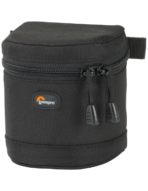 Lowepro Lens Case 9x9cm (Black) ** 680622