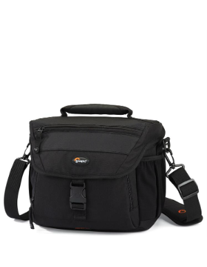 Lowepro Nova 180 AW Shoulder Bag (Black) 680087 **