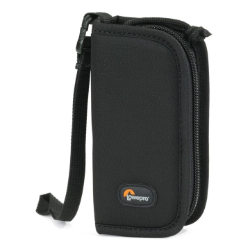 Lowepro S&F Memory Wallet 20 (Black) 680590