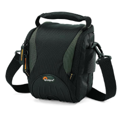 Lowepro Apex 100 AW Black Shoulder Bag (Black) 670441