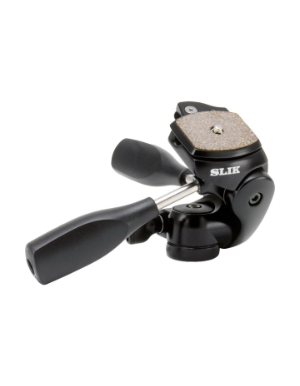 Slik 3-Way Pan/Tilt Head for 300DX 500DX Tripods