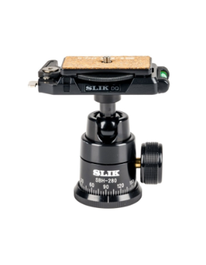 Slik SBH-280E Ball Head with Quick Release **