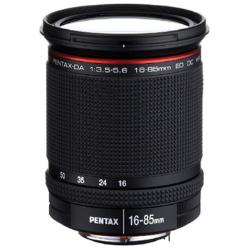 Pentax HD DA 16-85mm f/3.5-5.6 ED DC WR Lens
