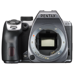Pentax K-70 DSLR Camera Body Only (Silver)
