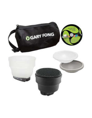 Gary Fong Lightsphere Portrait Lighting Kit (Generation 5)