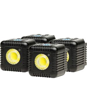 Lume Cube - 4 Pack Black