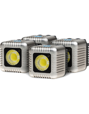Lume Cube - 4 Pack Silver