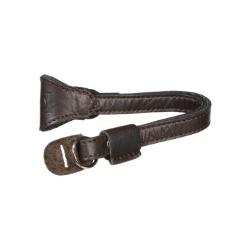 ONA The Kyoto - Dark Truffle Leather Wrist Strap