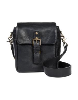 ONA The Bond Street - Leather Camera Bag - Black