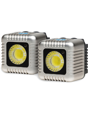 Lume Cube - 2 pack Silver
