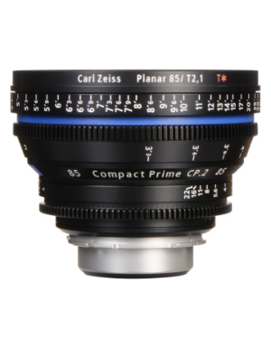 Zeiss Compact Prime CP.2 85mm/T2.1 EF Feet