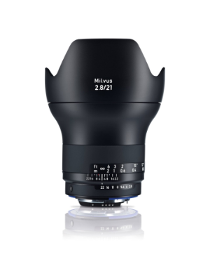 Zeiss Milvus 21mm f/2.8 ZF.2 for Nikon