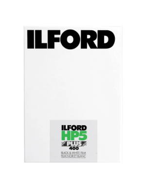 Ilford HP5+ ISO 400 8x10