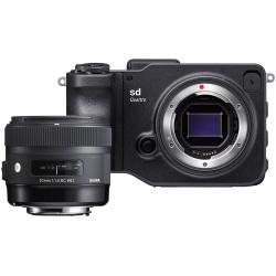 Sigma SD Quattro H with 35mm f/1.4 DG HSM Lens