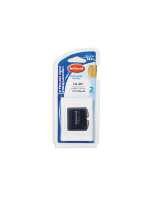 Hahnel CGA-S007 900mAh 3.7V Battery for Panasonic