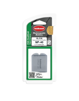 Hahnel NP-40 710mAh 3.7V Battery for Fuji