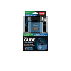 Hahnel Pro Cube Charger for Fuji / Panasonic NEW
