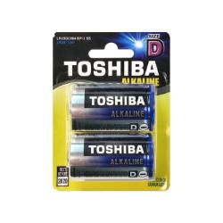 Toshiba D 2 Piece Alkaline