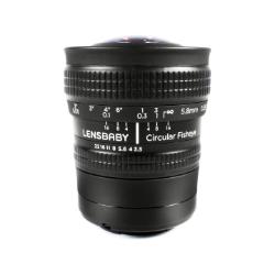 Lensbaby Circular Fisheye for Samsung NX