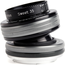 Lensbaby Composer Pro II with Sweet 35 Optic for Canon EF