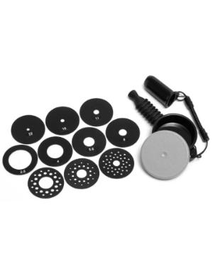 Lensbaby Magnetic Aperture Set for All Lensbaby Lenses (Except Original Lensbaby)