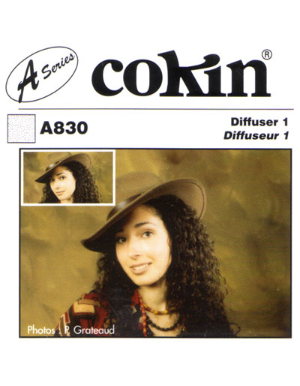 Cokin Diffuser 1 S (A) Filter ** 460830