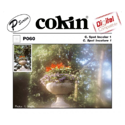 Cokin Center Spot InColour 1 M (P) Filter