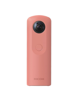 Ricoh Theta SC Spherical Digital Camera - Pink