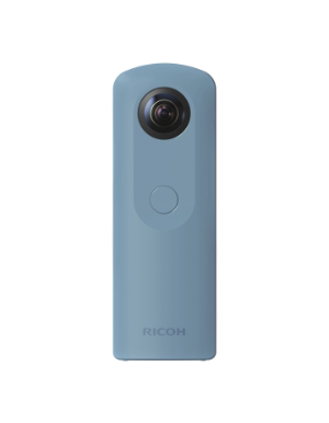 Ricoh Theta SC Spherical Digital Camera - Blue