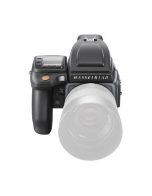 Hasselblad H6D-50c without lens