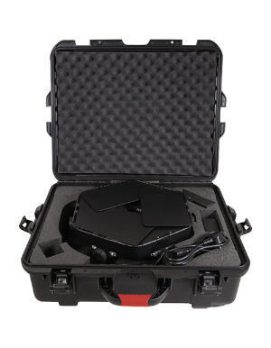 Rotolight ANOVA Solo 5600K 50 Pro Kit (Includes Barn Doors & Flight Case)