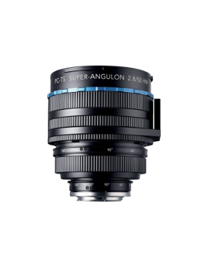 Schneider 50mm f/2.8 PC-TS Super-Angulon Lens for Nikon