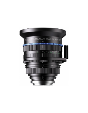 Schneider 28mm f/4.5 PC-TS Super-Angulon Lens for Nikon