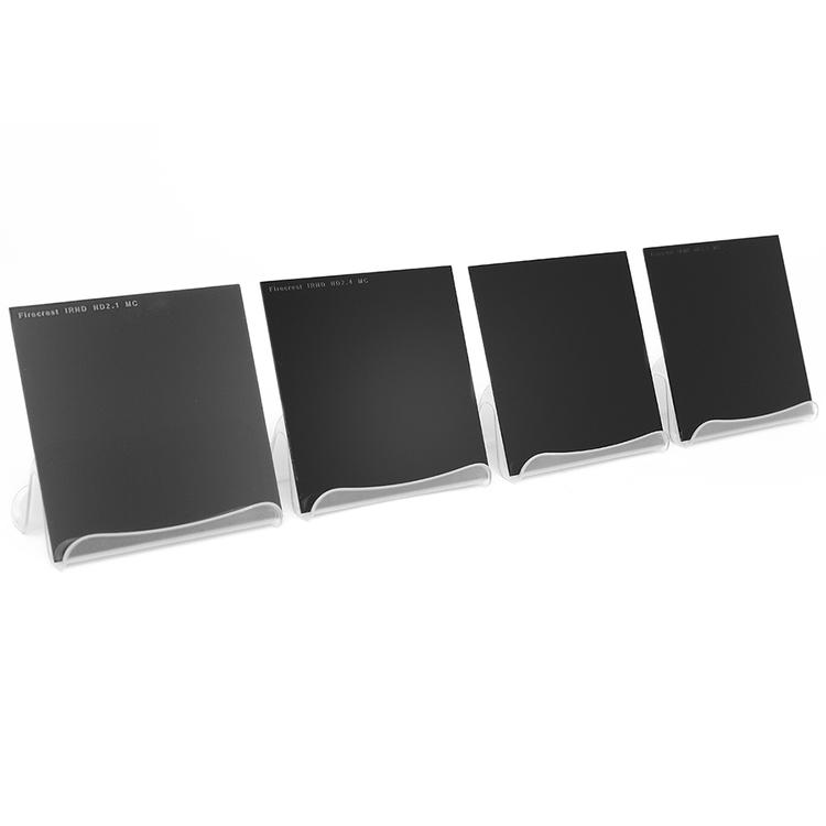 Formatt-Hitech Firecrest ND 100x100mm Kit of 4 Filters 7 to 10 Stops Neutral Density
