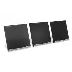 Firecrest ND 100x100mm Kit of 3 Filters 4 to 6 Stops Neutral Density