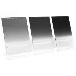 Firecrest ND 100x150mm Kit of 3 Filters 2 to 4 Stops Soft Edge Grad