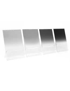 Firecrest ND 100x150mm Kit of 4 Filters 1 to 4 Stops Soft Edge Grad
