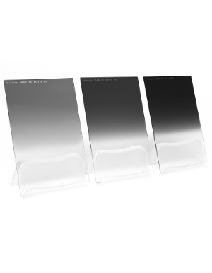 Firecrest ND 150x170mm Kit of 3 Filters 2 to 4 Stops Soft Edge Grad