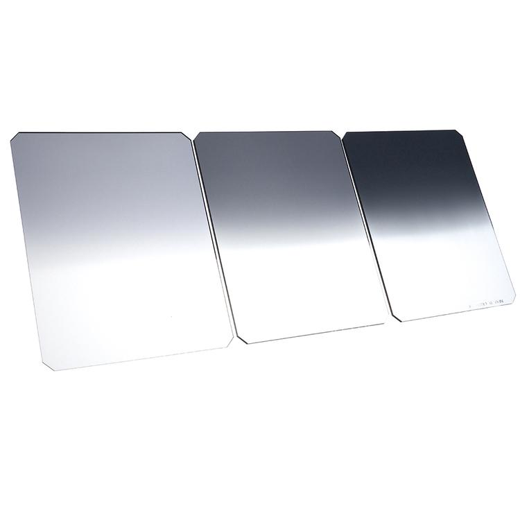 Formatt-Hitech 165x200mm Grad Kit 2 Kit of 3 Filters 1 to 3 Stops Soft Edge Grad
