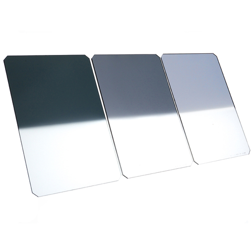 Formatt-Hitech 165x200mm Grad Kit 1 Kit of 3 Filters 1 to 3 Stops Hard Edge Grad