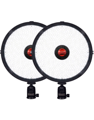 Rotolight AEOS 2-Head Kit (Includes Bag, Stands, B&S Head, FX Filters, Adapters)