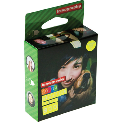 Lomography 800 Colour Film (120 Roll, 3 Pack)