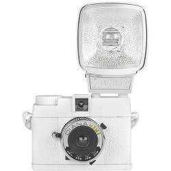 Lomography Diana Mini 35mm Camera & Flash (White)